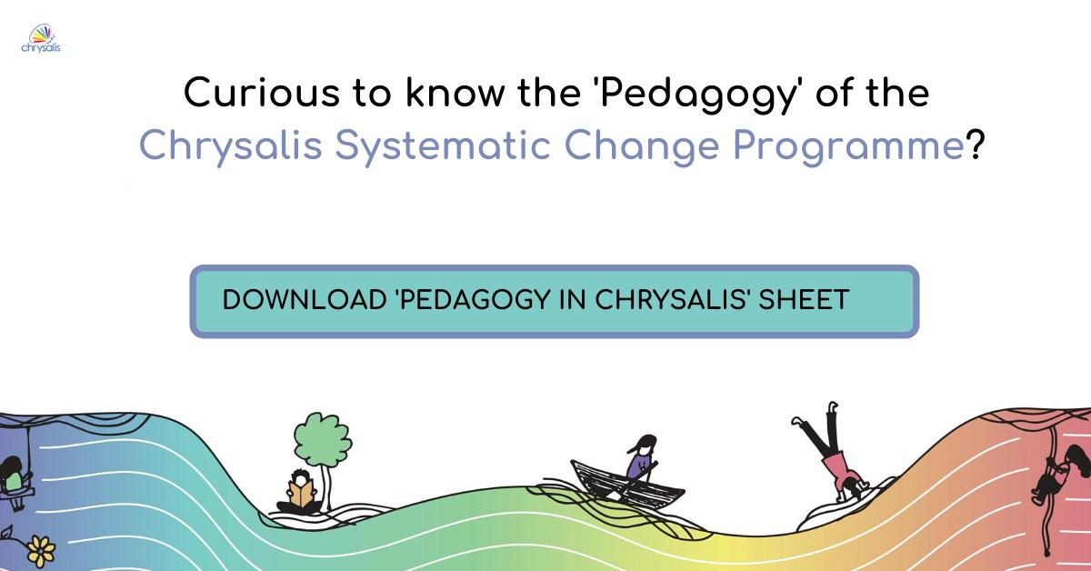 Chrysalis Pedagogy - CTA